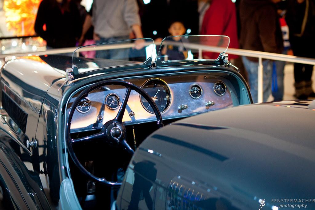 Concours D Elegance >> 1934 Ford Model 40 Special Speedster - Dash | Edsel Ford's o… | Flickr