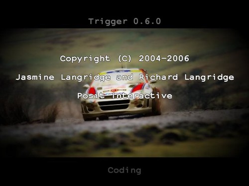 Grey 2 - Trigger Rally Font Replacement | by Iwan Gabovitch