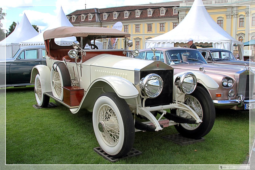 1920 Rolls Royce Silver Ghost London Edinburgh Style 01