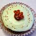 The love bug cupcake