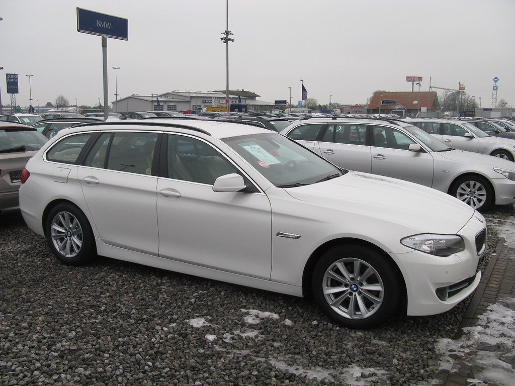 Bmw 520d Touring F11 | by