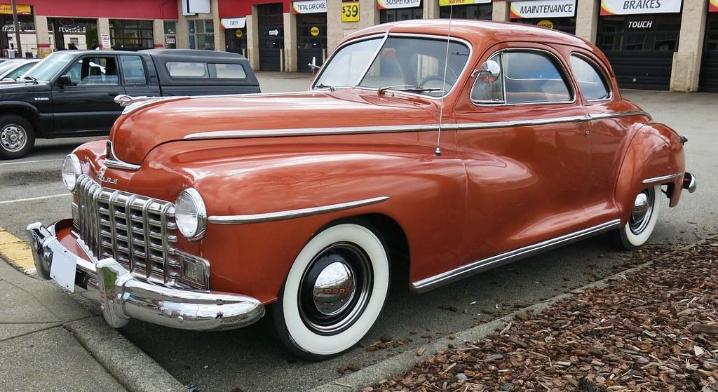 All Car Company >> 1948 Dodge Custom D24 Club Coupe   Custom_Cab   Flickr