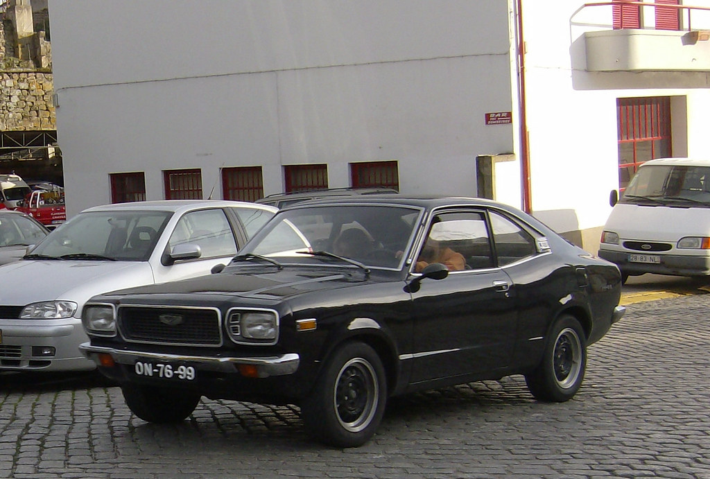 1974 Mazda 818 Coupe | FiatTipoElite | Flickr