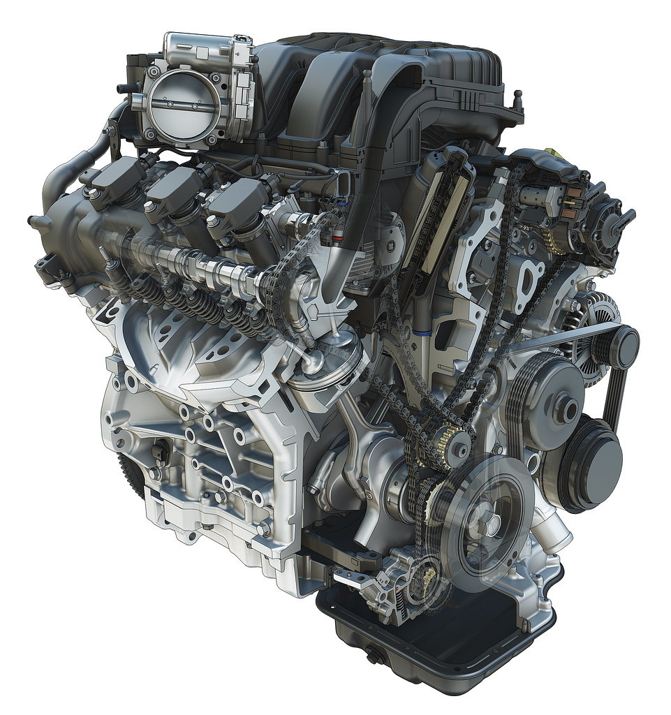 3 6l Pentastar Dohc V 6 Engine Fiat Chrysler Automobiles