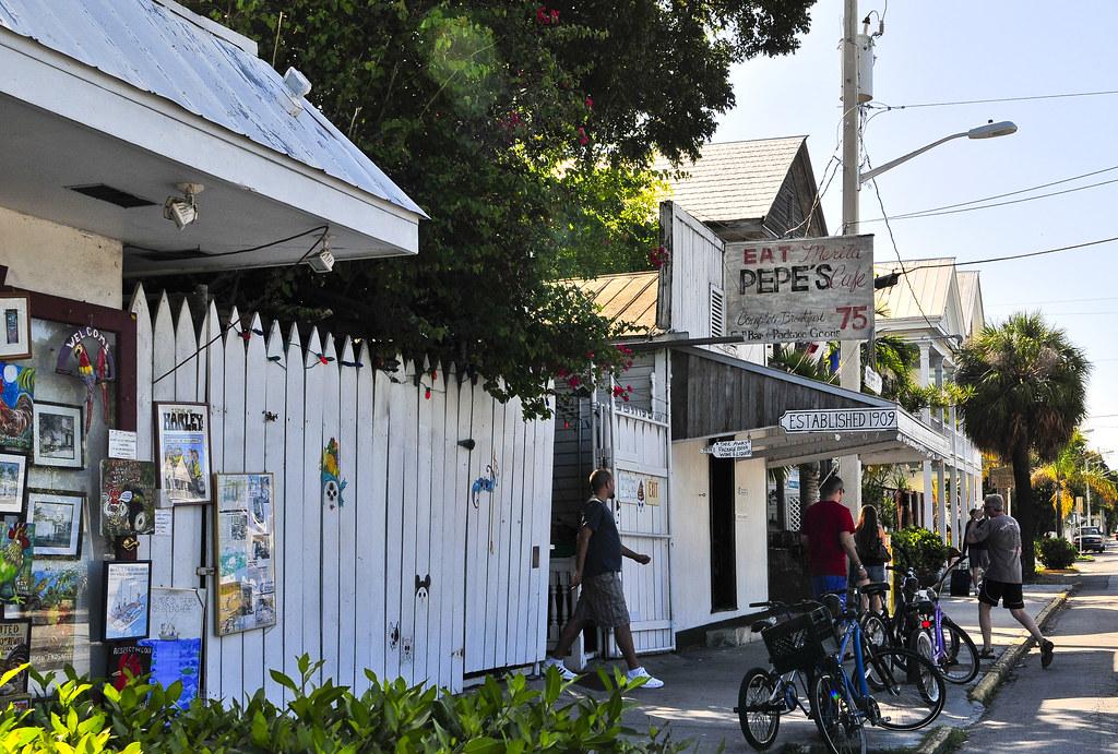 Pepes Cafe Key West
