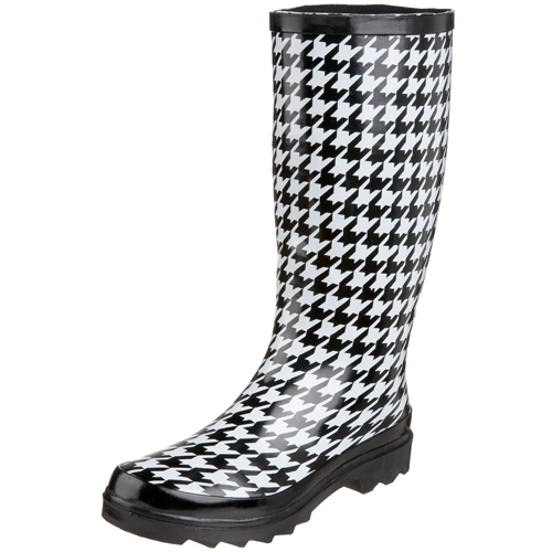 Checkered Rain Boots 29.99 | Jim S | Flickr