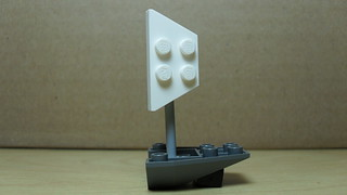 Microscale Sailboat | by LegobrandonCP