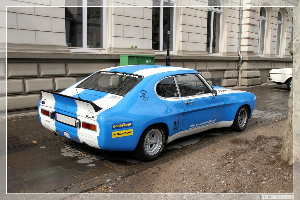 1970 ford capri i rs 03 the first ford capri to bear tha flickr. Black Bedroom Furniture Sets. Home Design Ideas