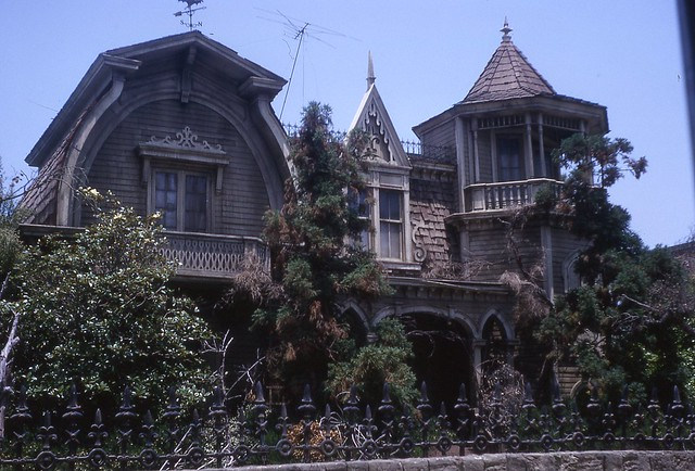 munsters house at universal city 1966 flickr photo