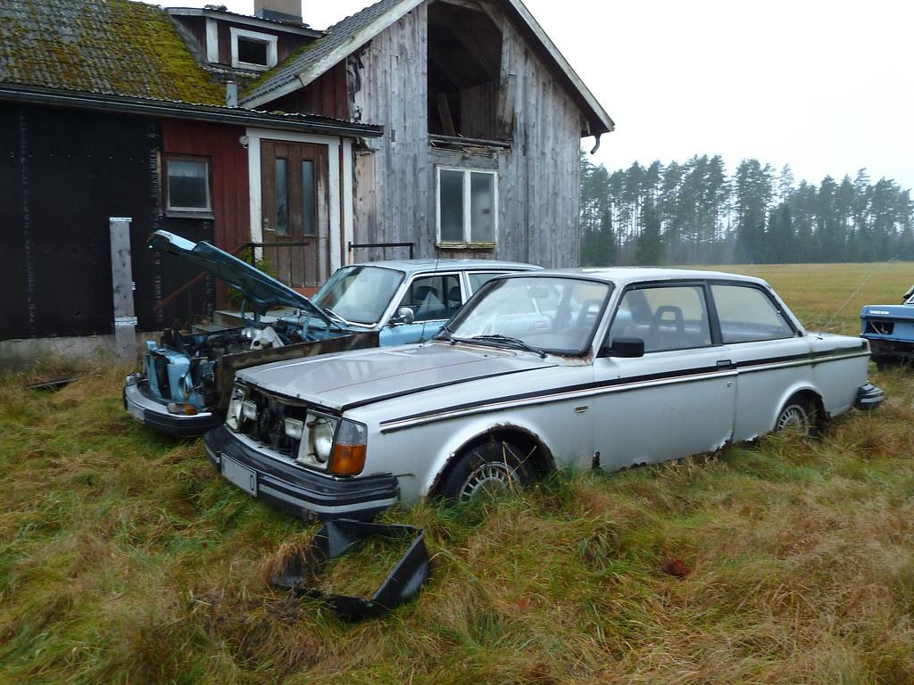Volvo 242 Gt 840 5121 1979 Fruttan Flickr