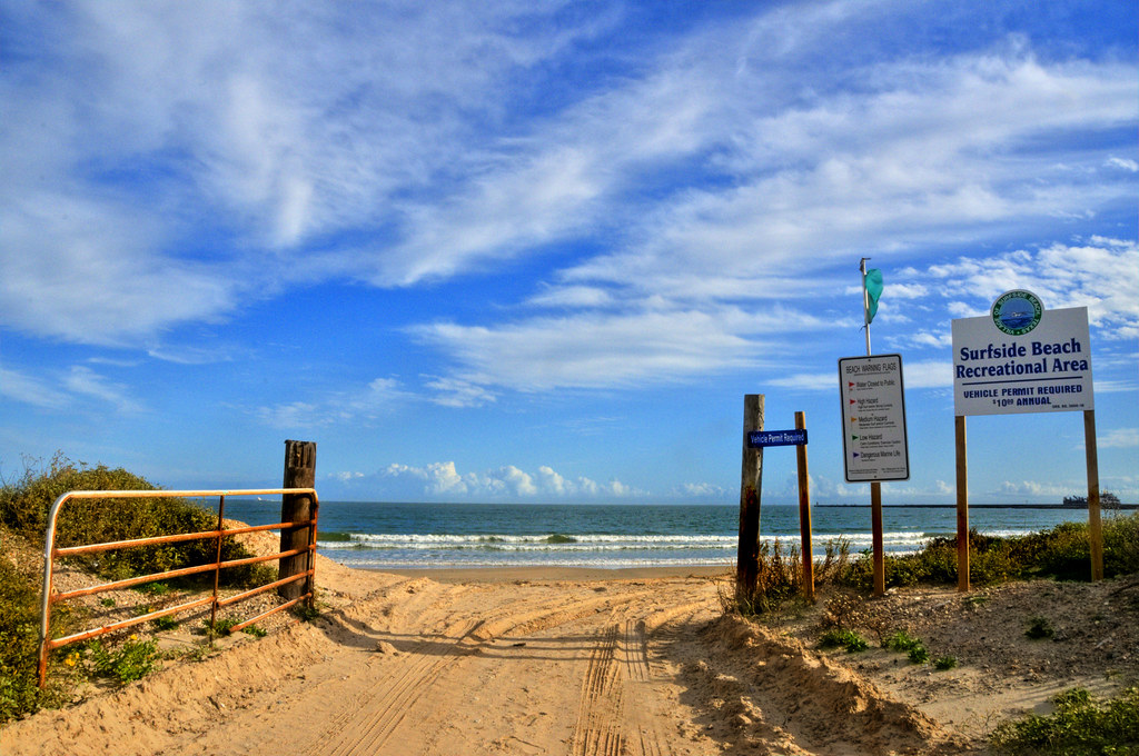 Surfside Beach Tx Weather  Day