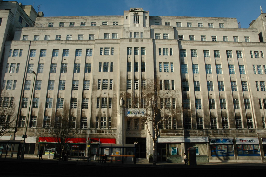 Lombard House Great Charles Street Queensway B3