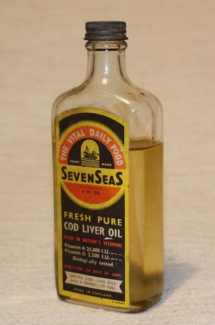 Seven Seas Cod Liver Oil Flickr Photo Sharing