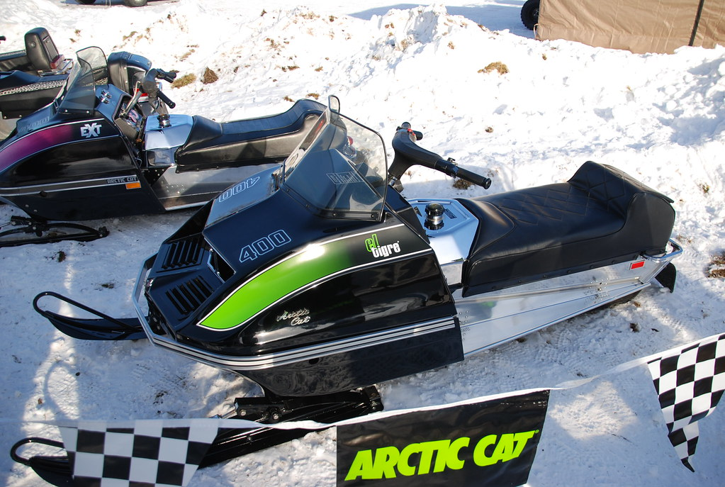 Arctic Cat  X Backfires At High Speed