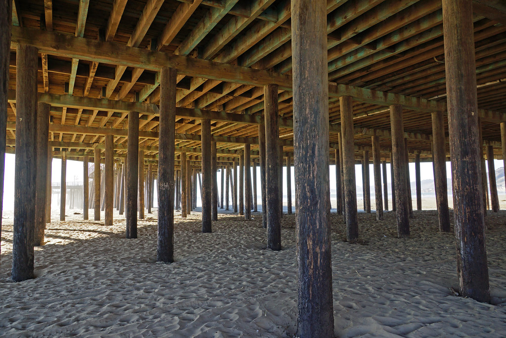 Kalifornien  Beach Hotel California