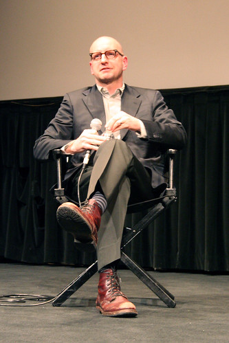 "Steven Soderbergh at ""Haywire"" preview 