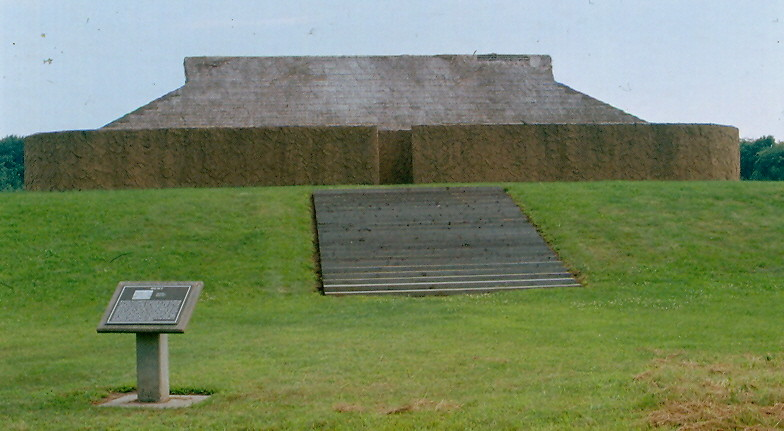 Angel Mounds State Historic Site Indiana 23 July 1989