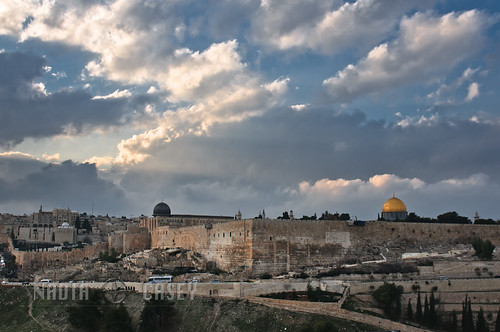 Jerusalem Clouds | by N+C Photo