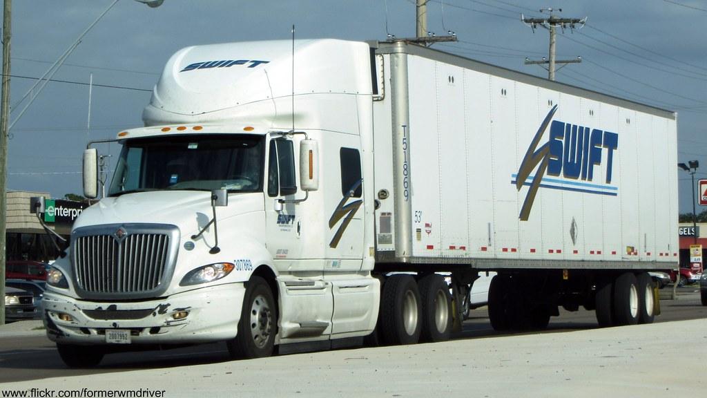 Swift Transportation - International ProStar Tractor 30786 ...