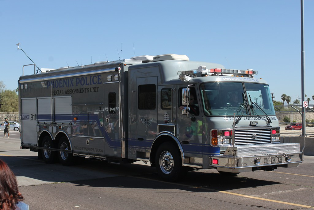 Phoenix police department special assignments unit flickr for Department of motor vehicles chandler az
