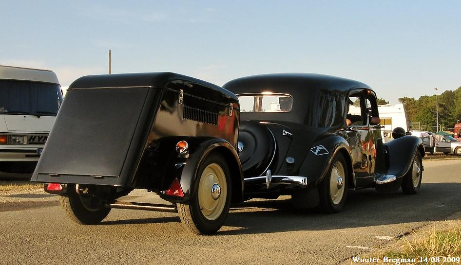 citro n traction avant eurocitro 2009 le mans france. Black Bedroom Furniture Sets. Home Design Ideas