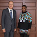 WIPO Director General Meets South Sudan's Minister for Youth and Culture