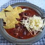 Chili con Carne mit Schwarzbier und Kakao