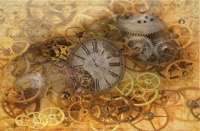 steampunk map wallpaper - photo #11