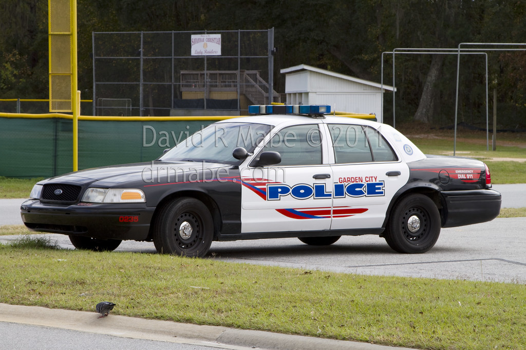 Garden City Ga Police Car Namerifrats29 Flickr