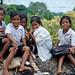 School Girls in Lospalos