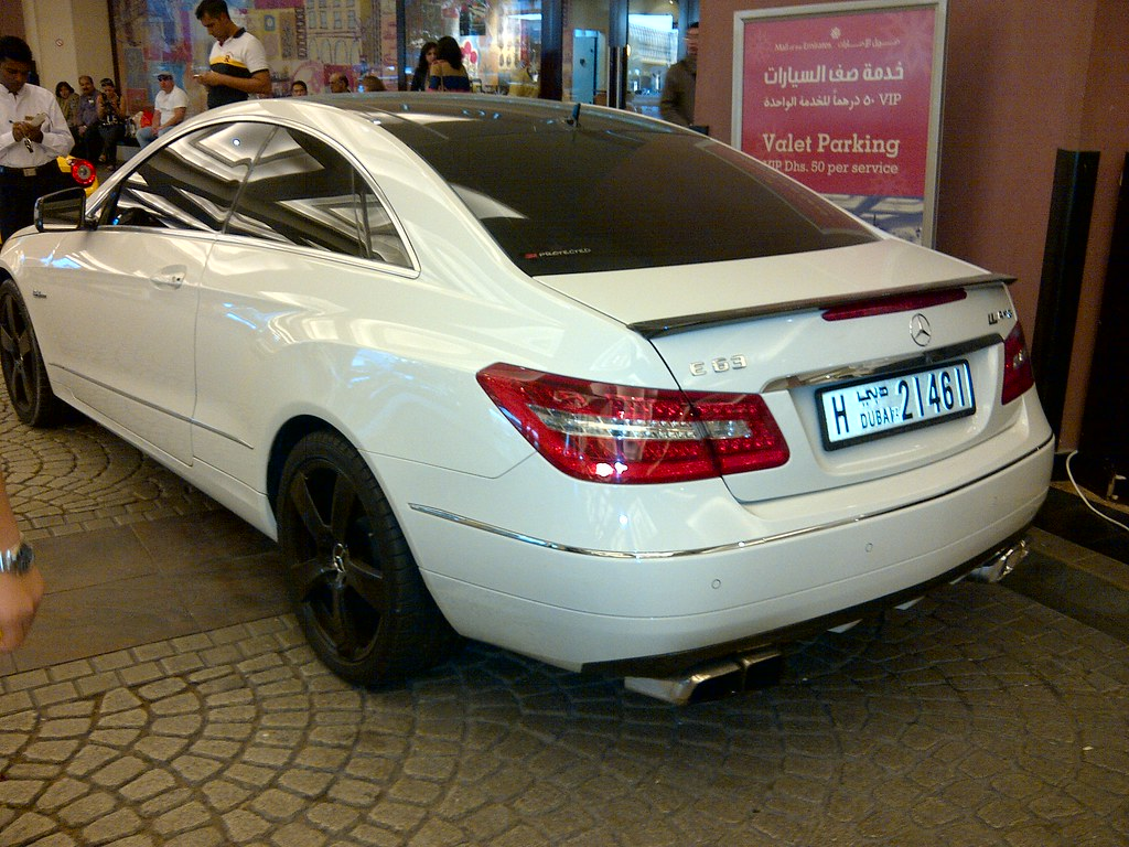 Fake E63 Amg Coupe But It Looks Great Mercedes