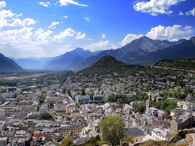 Sion Switzerland  City new picture : Opinions on Sion, Switzerland