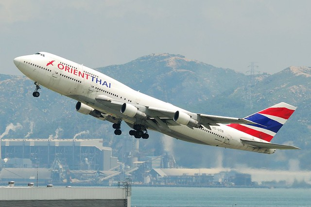 Airline OrientTay Airlines (Orient Thai Airlines). Official sayt.2