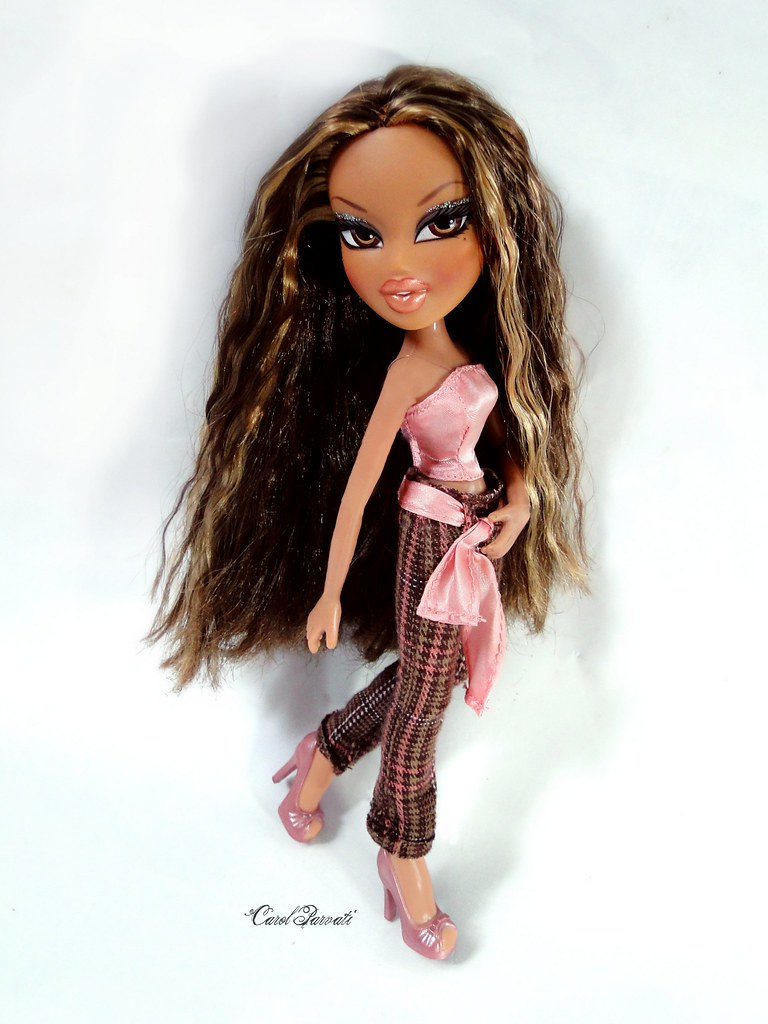 Quot Bratz Next Doll Model Quot C 8 All Stars 10th Challenge Fa