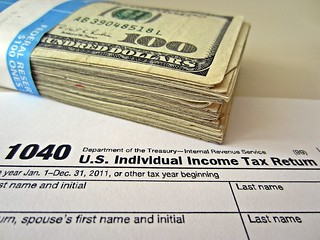 Money and Tax Return | by 401(K) 2013
