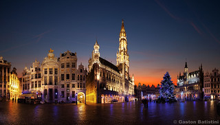 Grand' Place Bruxelles - Brussel Grote Markt - Brussels, Belgium | by Gaston Batistini