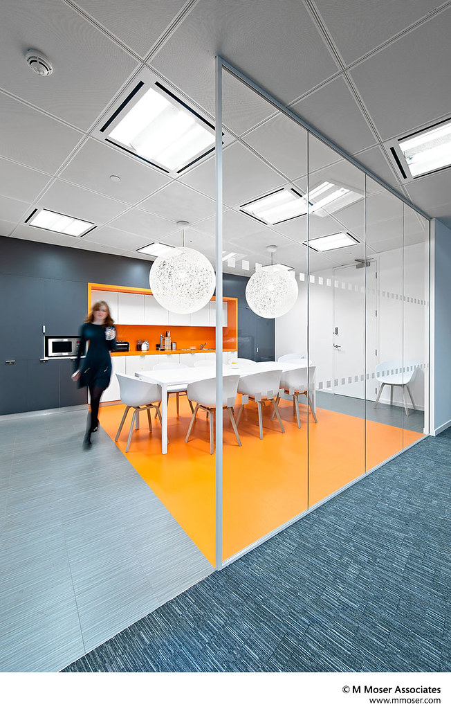 Office Break Room Design: Office Designs Where Workstyle Meets Lifestyle