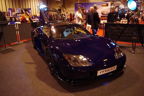 Noble M600 Autosport International Racing Car Show 2012