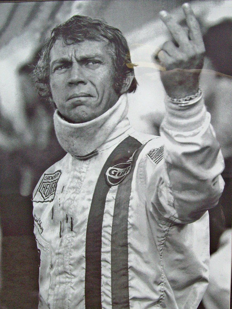 509 and its goodbye from him steve mcqueen le mans post flickr. Black Bedroom Furniture Sets. Home Design Ideas