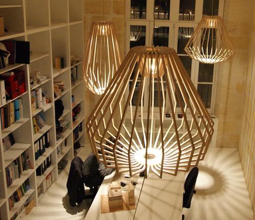 wooden lamp danielle de lange flickr. Black Bedroom Furniture Sets. Home Design Ideas