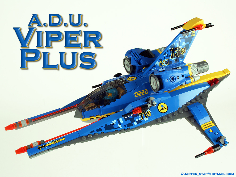 01 adu viper plus here 39 s an enhanced version of the a d for How to build an adu