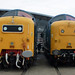D9000 Royal Scots Grey & 55002 Kings Own Yorkshire Light Infantry