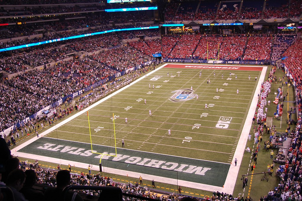 Big Ten unknown: Will football championship be at Lucas ...