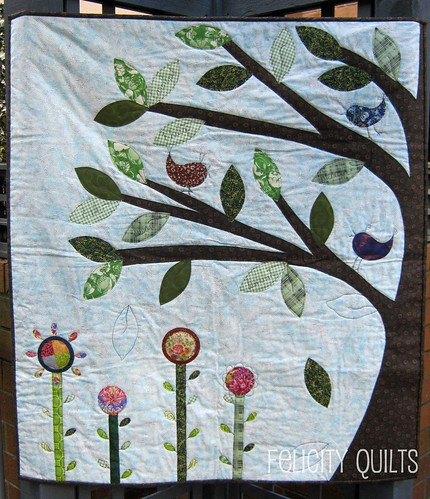 Family Tree Quilt |