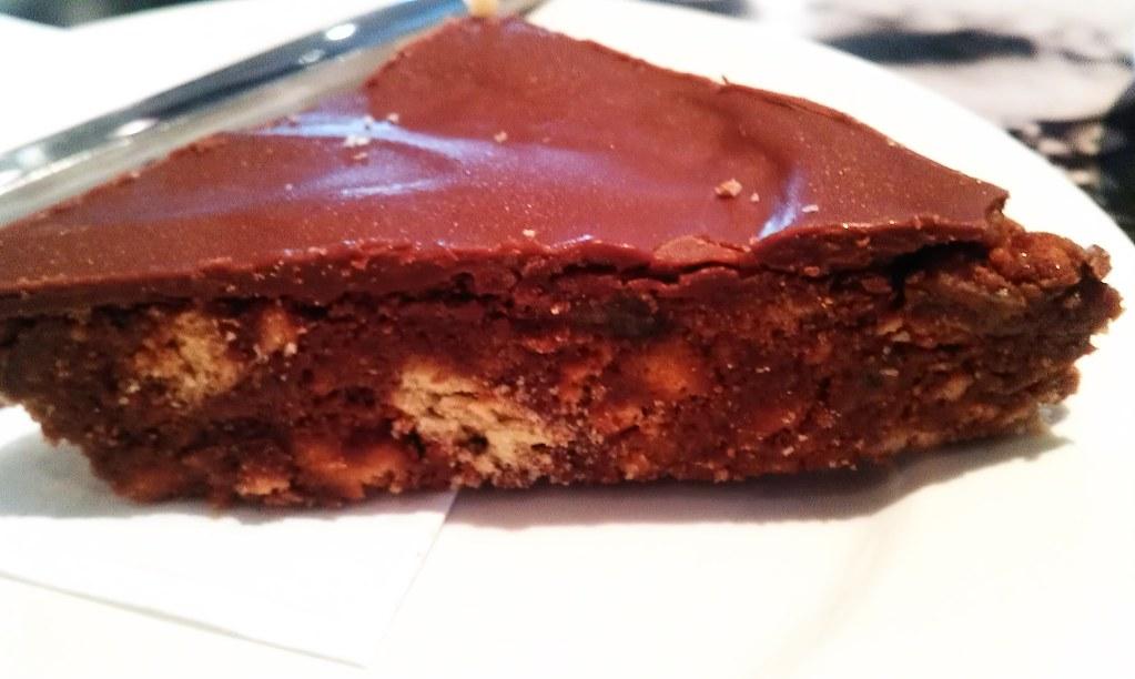 Costa Chocolate Tiffin Calories