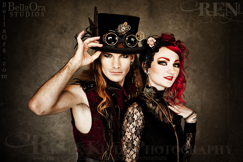 Steampunk People | by Ren (photo)