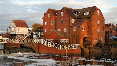 Abbey Mill, Tewkesbury | by Canis Major