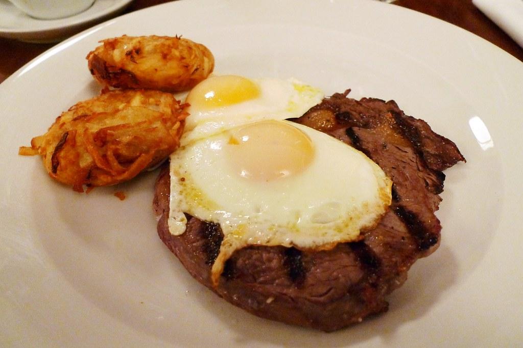 Hawksmoor Guildhall London The Breakfast 250g Ribeye