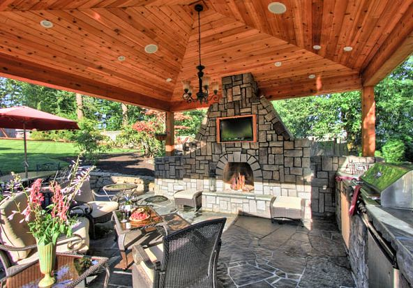 Outdoor Kitchen Kits For Sale