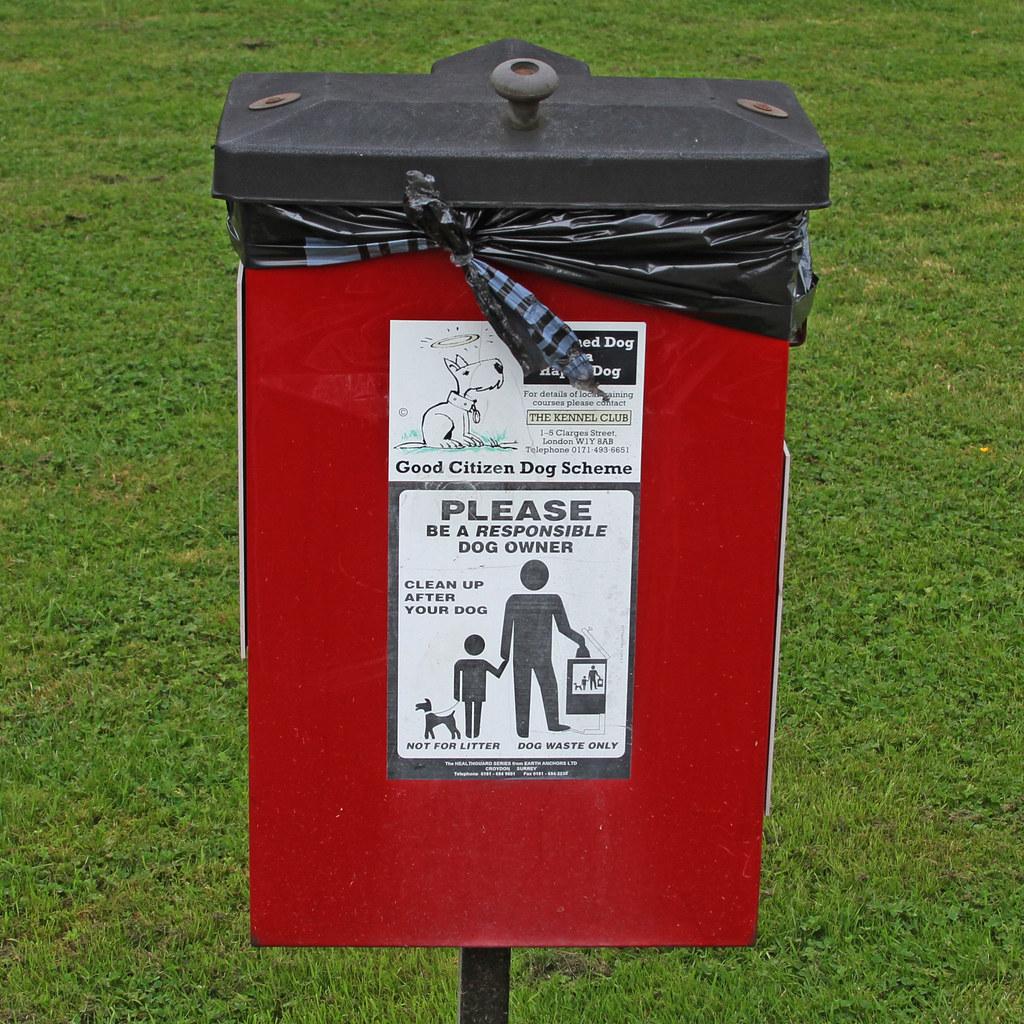 Where Is Dog Waste Taken Uk